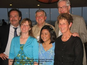 NSNC Presidents, Ventura, June 2009